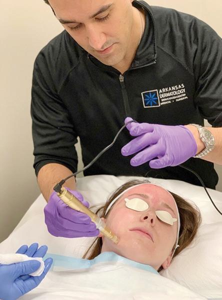 Dermatologist Aaron S. Farberg, Loves Sharing Expertise