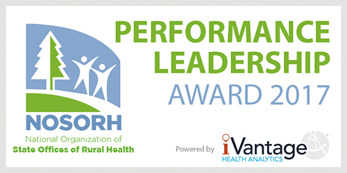 NARMC Receives National Recognition for Performance Leadership in Excellent Outcomes