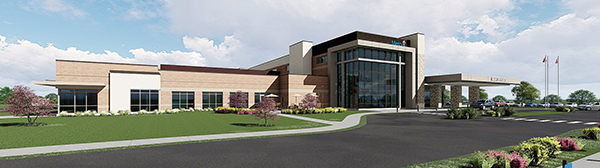 Mercy Breaks Ground on $40 Million Multispecialty Facility