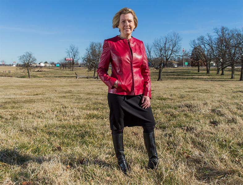 Trisha Montague Overseeing Launch of Arkansas Children's Northwest