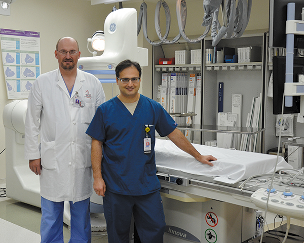 Fort Smith Cardiologists Team Up for Rare Heart Procedure