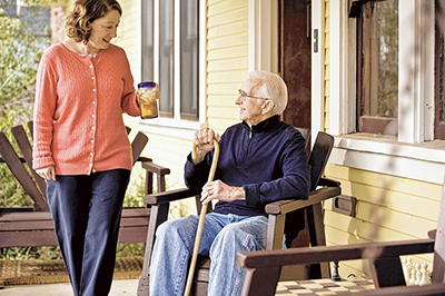 Does my loved one need help to stay at home?Do I?