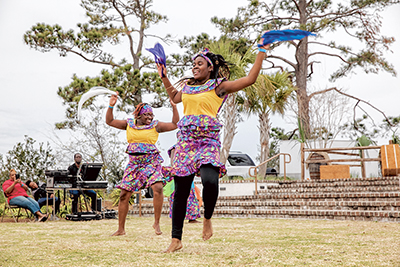 Learn more about a unique island culture at Gullah Celebration