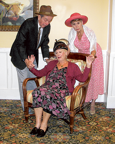 Wild hare: 'Harvey' brings invisible rabbit to Sun City stage