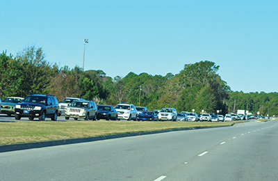 Hilton Head Island Traffic Accident