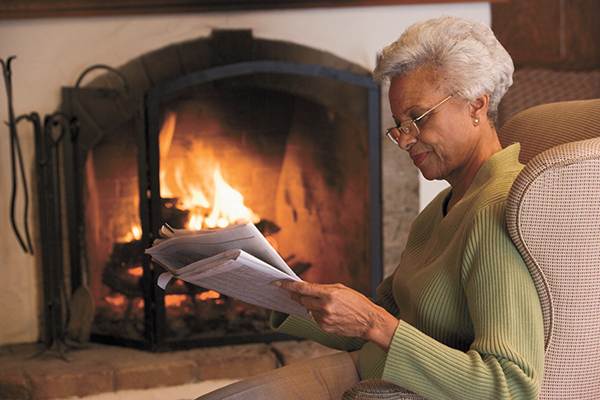 Keep your home safe while keeping warm with auxiliary heat