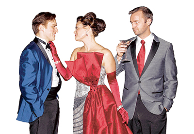 Phone a friend and see 'Dial M for Murder' at ACCC