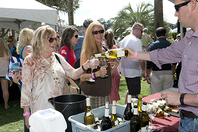 32nd annual Wine Festival begins and ends with scholarships
