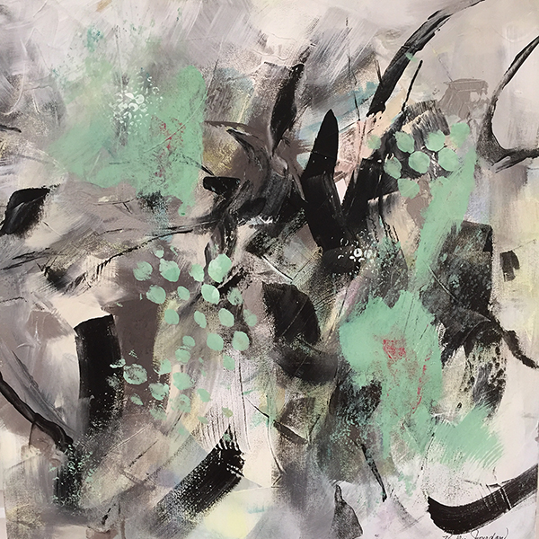 Abstract group presents biennial exhibit at Museum gallery
