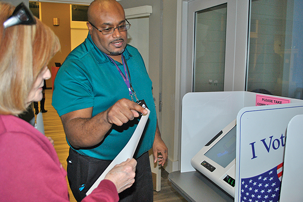 New voting machines to be used for primaries, general election