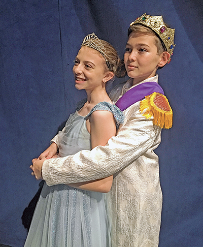 Don't drop a slipper in the rush to see MSYT's 'Cinderella'