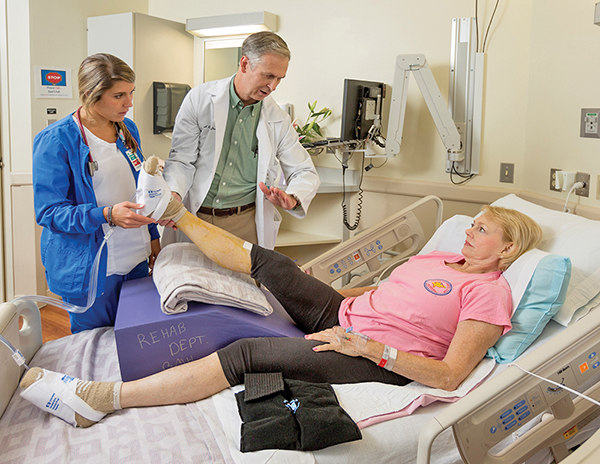 Beaufort Memorial earns top honors for joint replacement
