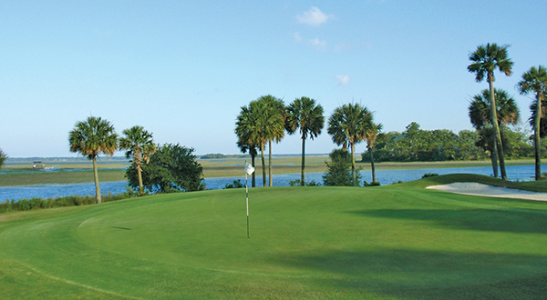 Bluffton's Old South Golf Links:  A picturesque gem