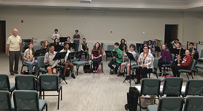 New youth wind symphony offers chance to perform