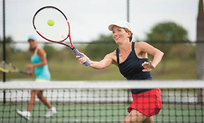 'Dance' your way to better tennis by using the split step