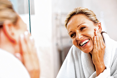 Signs of healthy skin and how to keep it that way