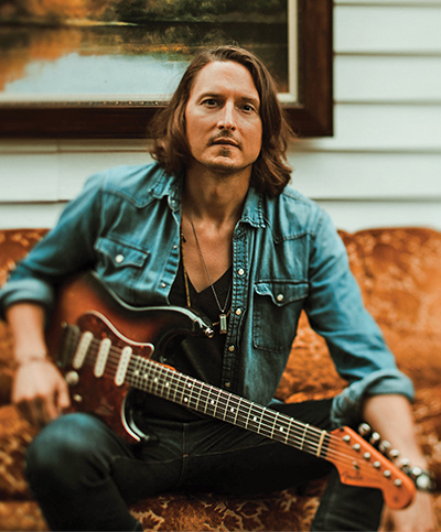 Singer-songwriter brings his  California rock music to Bluffton