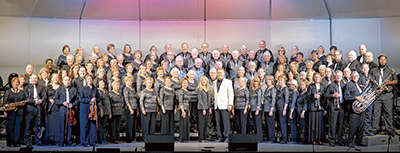 Marking 20 years, Sun City Chorus has 'Come So Far!'