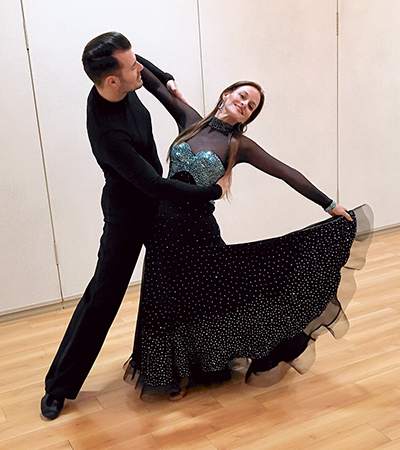 Viennese Waltz among the most beautiful of dances