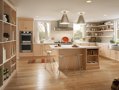 Consider space, work flow when remodeling kitchen