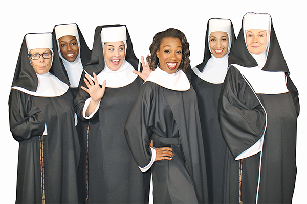 Arts Center's 'Sister Act' is spring's heaven-sent musical