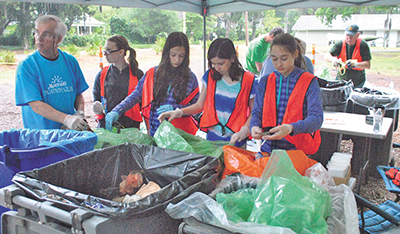 Help clean up the May River on Earth Day, April 22
