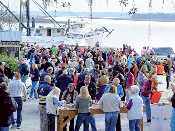 Town of Bluffton assumes management of Oyster Factory Park