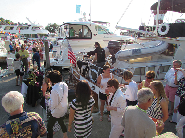12th Yacht Hop set for May 1