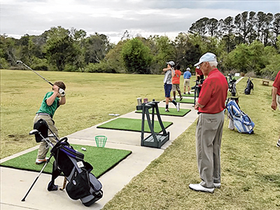 First Tee helping grow game of golf for juniors
