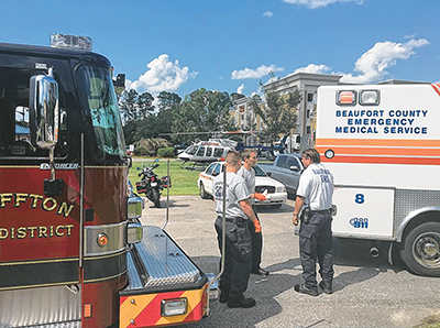 Fire district weaves citizen input into future plans