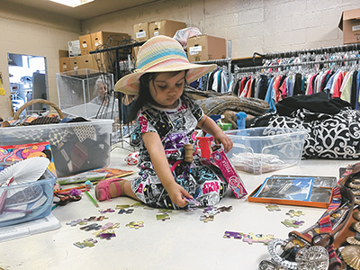Calhoun Station, town's original thrift store, marks 30 years