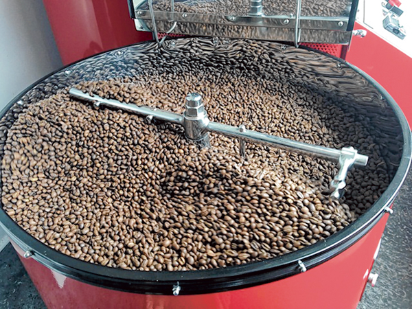 For the best tasting coffee, it's all about the beans that have been freshly roasted.