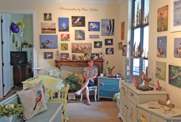 Find Art, Painted Furniture, Sense Of Calm At Studio B Marketplace   The  Bluffton Sun