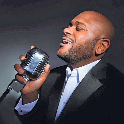 American Idol Ruben Studdard featured at Juneteenth event