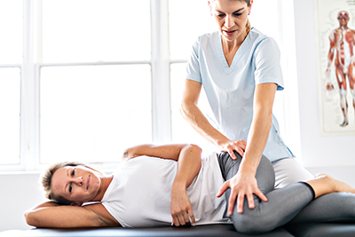 Practitioner-assisted stretching becoming go-to option