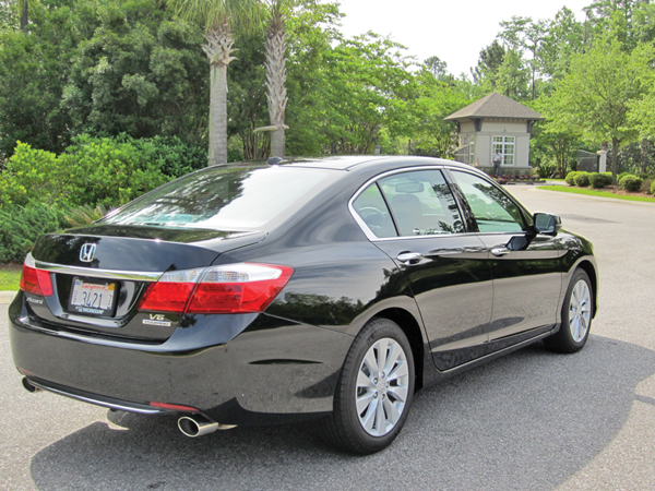 2015 Honda Accord a firm favorite with families