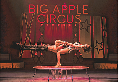 Big-top circus experience  coming to Civic Center in July