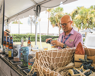 Plan ahead for summer show-stopper Seafood & Spirits fest
