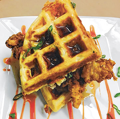 Original 46 Gastropub offers creative dining experience