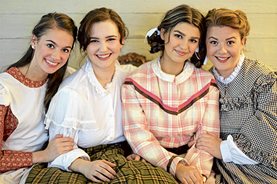 Get a new twist on an old story in 'Little Women the Musical'