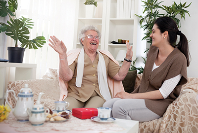 Caregivers can seek help in finding local resources