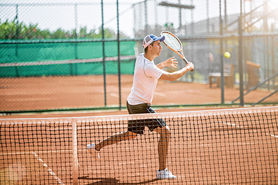 Tips for common problems with one-handed backhand