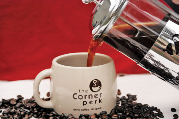 Acup of coffee brewed with a French press will taste better because of the oils in the bean that give deep, rich flavor.