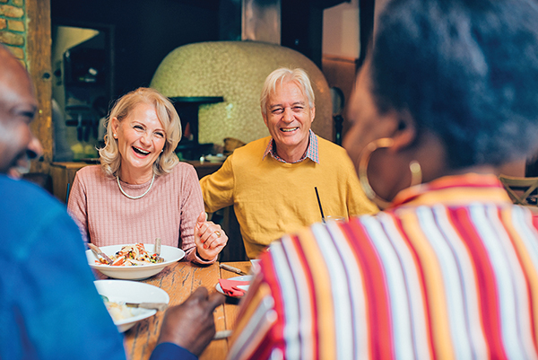 Choose a retirement community suited to your needs