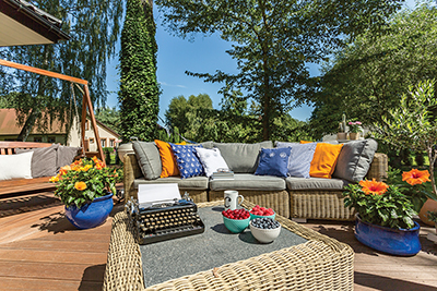 Play it cool when selling your home in the summer