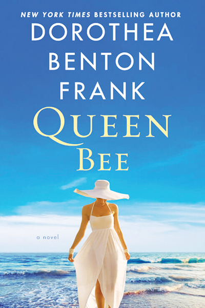 Frank's latest novel explores quirky relationships - and bees
