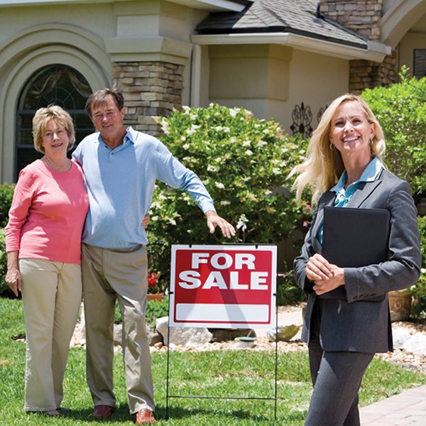 Want to sell your house? Be prepared and don't stress