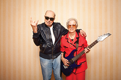 Stereotypes of seniors aren't always accurate