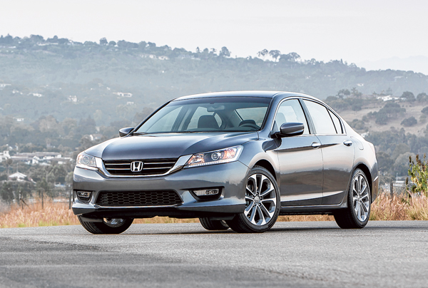 Honda continues to win prized 'best car' award