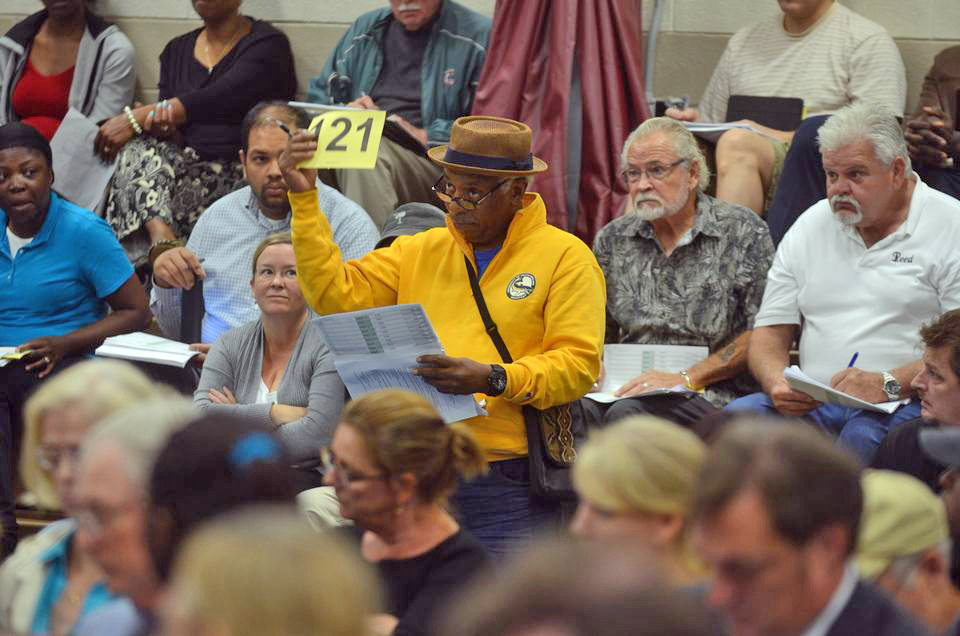 Annual property auction for  delinquent taxes set for Oct. 7
